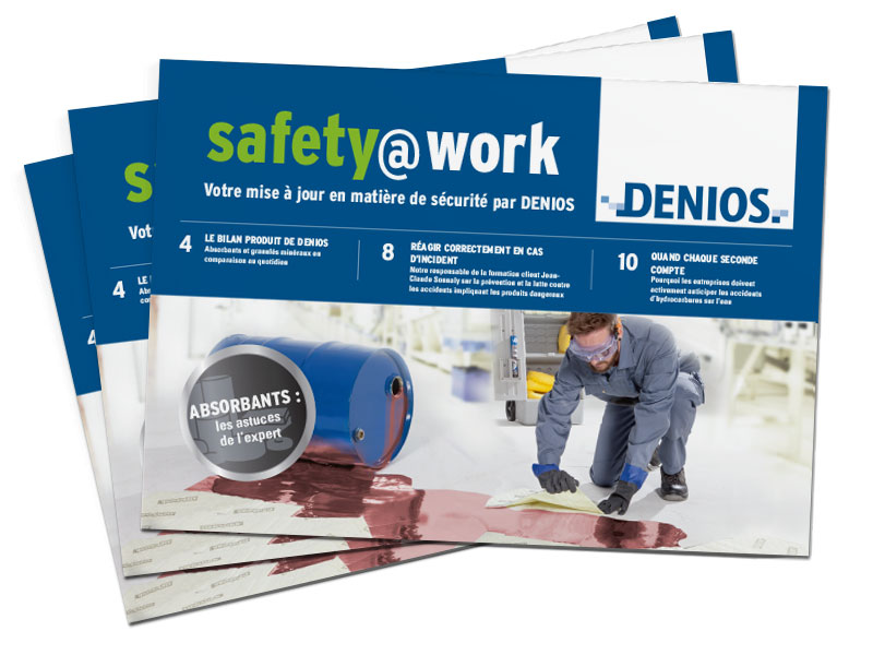safety@work - Les absorbants