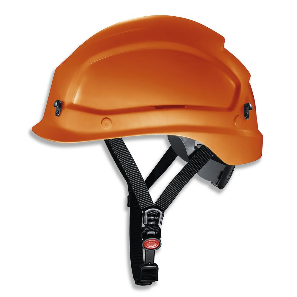 Casque de protection uvex pheos alpine - 9773, orange
