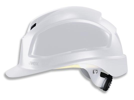 Casque de protection uvex pheos B-WR- 9772, blanc