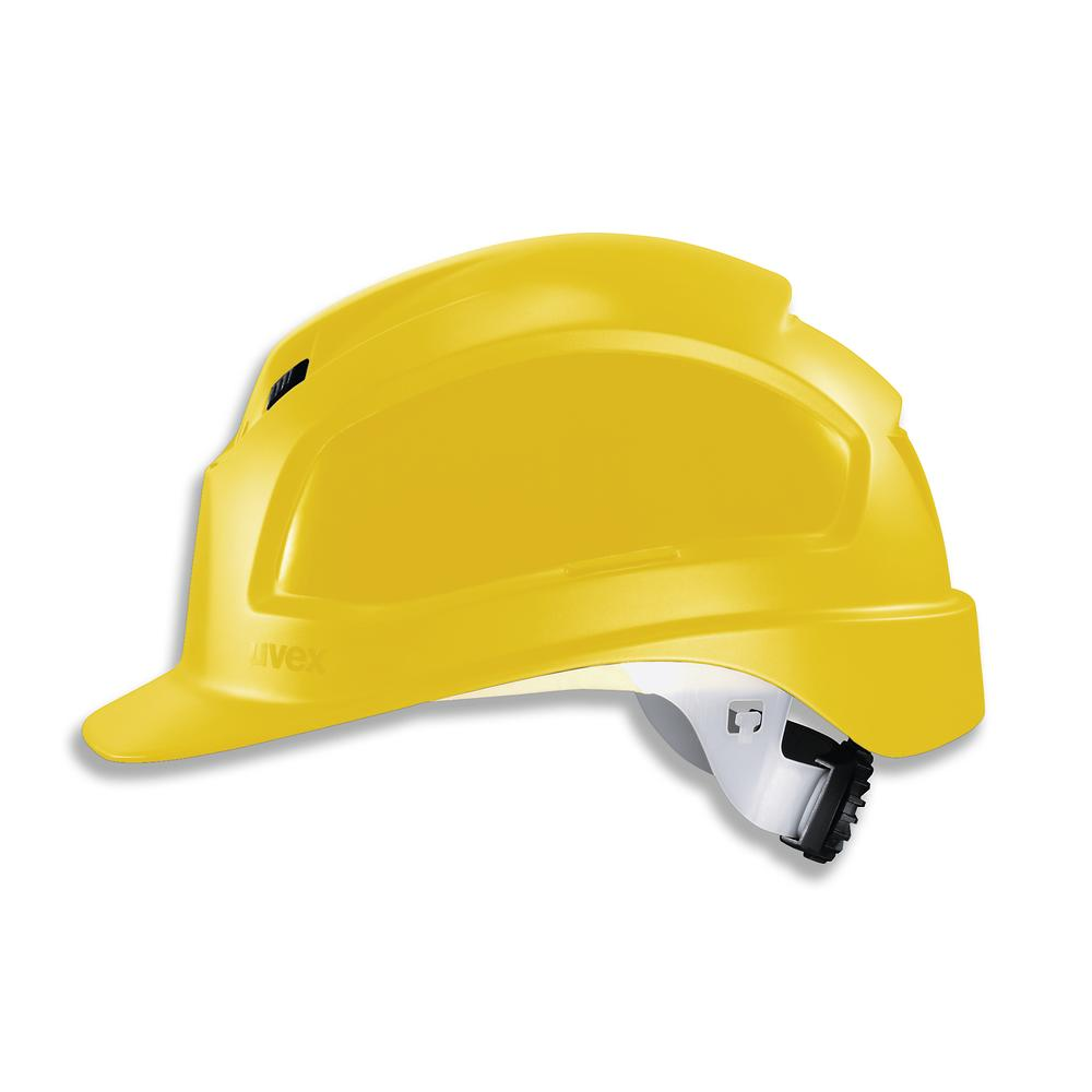 Casque de protection uvex pheos B-WR- 9772, jaune