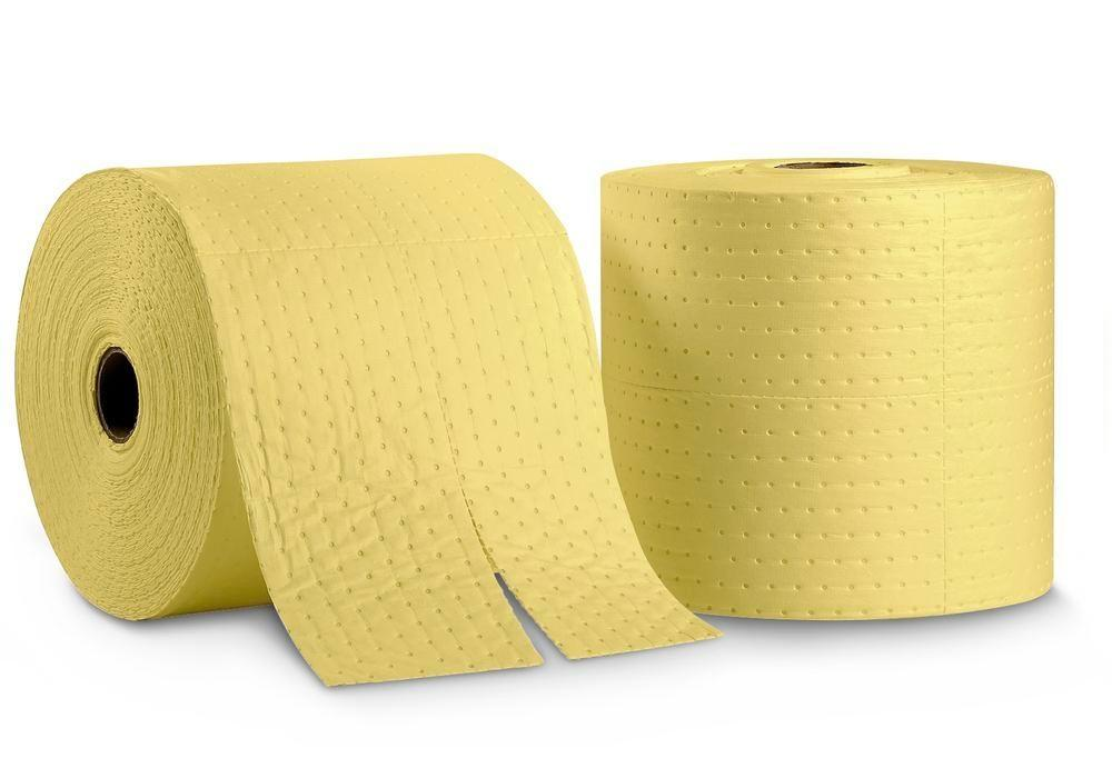 Rouleaux d'absorbants DENSORB Special, Economy Single heavy, 38 cm x 45 m, 2 pièces