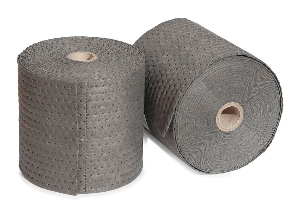Rouleaux d'absorbants DENSORB Universel, Economy Single heavy, 38 cm x 45 m, 2 pièces